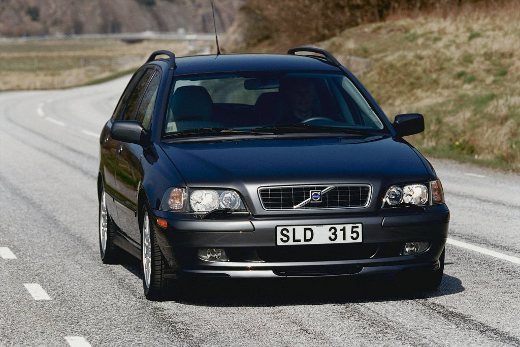 Volvo S40 and V40